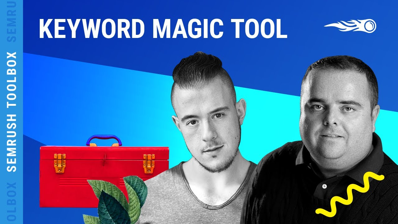 Keyword Magic Tool image 1