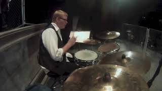 Jesus Christ Superstar - The Arrest (Drum Performance)