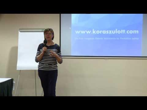 Vendégbabák (gyászfeldolgozás, gyászcsoportok) - Singer Magdolna előadása a KOREXPO-n