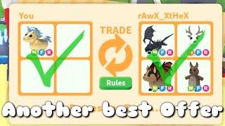 Descargar What People Trade For Golden Unicorn Roblox Adopt Me