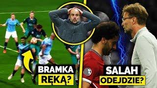 GOL RĘKĄ na wagę AWANSU? Co na to VAR? Salah pokłócił się z KLOPPEM!