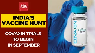 India COVID-19 Vaccine COVAXIN To Begin Phase 2 Study In September - Download this Video in MP3, M4A, WEBM, MP4, 3GP
