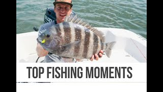 Top Fishing Moments of Biggest Fish Caught and Best Of Compilation