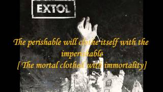 Extol - Sting Of Death (Bonus Track) [Lyrics on Video] Legendas em Português