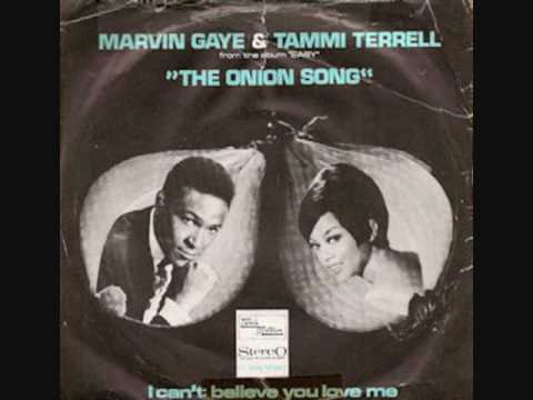 Marvin Gaye & Tammi Terrell - The Onion Song (1969 Music