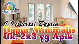 Desain Dapur Minimalis Ukuran 2x3 Meter म फ त ऑनल इन