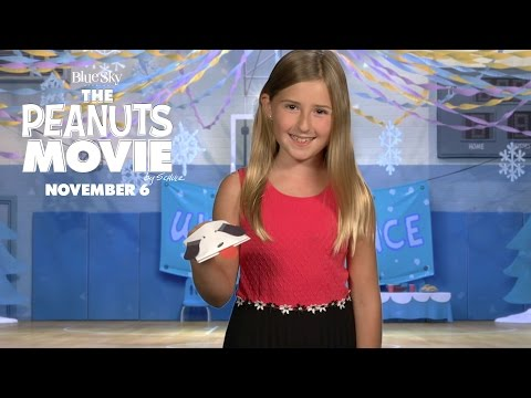 Peanuts (Featurette 'How to Make a Snoopy Puppet')