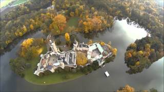 preview picture of video 'Schlosspark Laxenburg (Franzensburg),Austria'