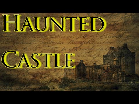 Real Spirit Voices: Scotland's Most Haunted Castle?