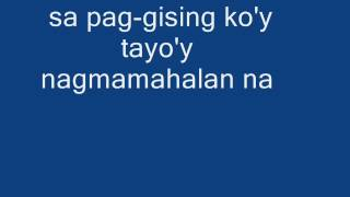 xlr8 i'll be there english tagalog lyrics