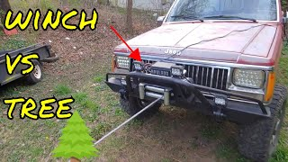 harbor freight badland winch - Free video search site