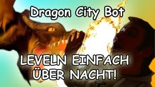 preview picture of video 'Dragon City Bot Hack Tutorial Gold,Food und XP in der Nacht German Cheat Aktuell 01.04.13'