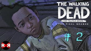 The Walking Dead: The Final Season - EPISODE 1 Walkthrough Gameplay Part 2