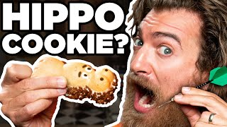 International Cookies Taste Test