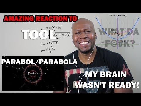 TOOL -PARABOL/ PARABOLA (REACTION VIDEO)