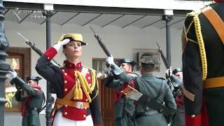 Grande-Marlaska agradece el trabajo de la Guardia Civil en los actos de la Patrona en Madrid