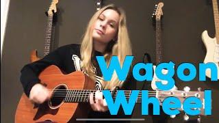 Wagon Wheel   Darius Rucker   Beginner Guitar Lesson   Brooke HaTala