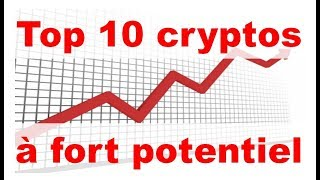 Top 10 cryptos pendant la crise