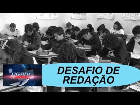 Concurso literário fomenta sonhos de jovens estudantes de S.Bernardo