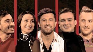 Последний выпуск Шоу Без Названия. T-killah. Николай Соболев. Серго и Музыка.