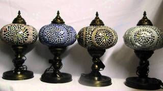 Türkische Mosaik Lampen