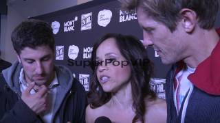 INTERVIEW: Jason Biggs, Rosie Perez, Gabriel Mann INTERVI...