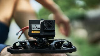 FPV Parkour Chase With ProTek25 Pusher