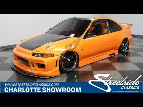 Video of '95 Civic - OY3Z