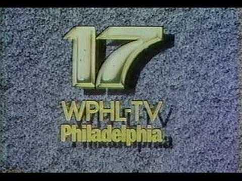 Vintage Phl17 Wphl Tv Sign On Phl17 Com