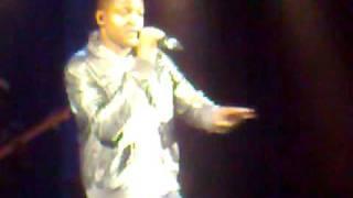 Taio Cruz - I'll Never Love Again (Live)
