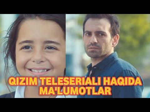 QIZIM SERIALI HAQIDA MA'LUMOTLAR | Kizim Demir oyku biography 1-qism uzbek o'zbek tilida