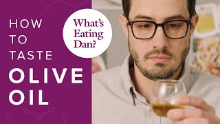 The Science of Olive Oil: The Best Shopping Tips and How to Use it in Sweets   What's Eating Dan?