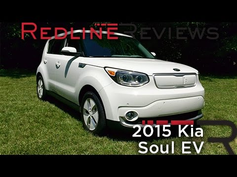 2015 Kia Soul EV – Redline: Review