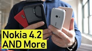 Nokia 210, Nokia 1 Plus, Nokia 3.2 and Nokia 4.2 - Blinking buttons and Google Assistant