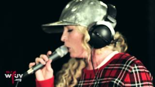 """The Ting Tings - """"Do It Again"""" (Live at WFUV)"""