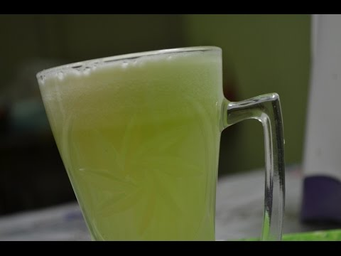 Video [CUCUMBER JUICE] How to Make Recipe, Benefits for Weigh Loss, Skin, Face, hair, acne