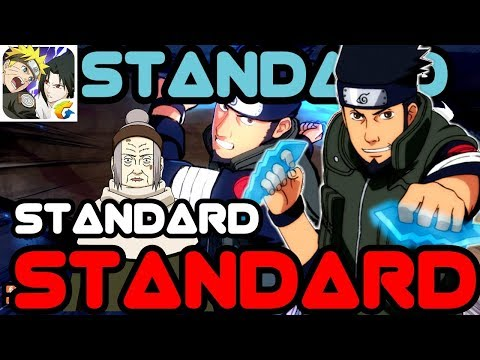 🥇 Naruto Online Mobile (火影忍者OL)   NEW ASUMA JUST MIGHT