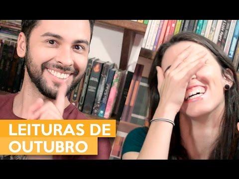 LEITURAS DE OUTUBRO | Admirável Leitor