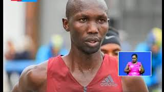 Kenyan Marathoner Kipsang suspended over doping