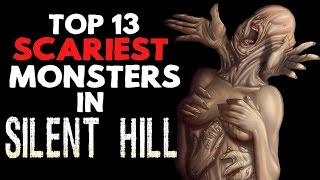 Top 13 Scariest Silent Hill Monsters (And What They Symbolise)