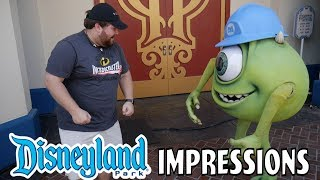 """""""Put That Thing Back Where it Came From Or So Help Me!"""" - Disneyland Impressions"""