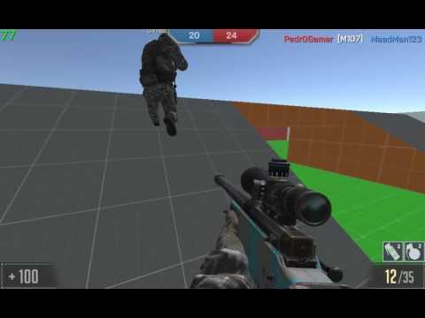 Au Modern FPS Gameplay BR - #2