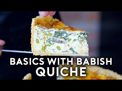 Quiche | Basics with Babish