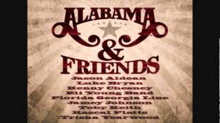 Jamey Johnson - My Home's In Alabama (Feat. Alabama)