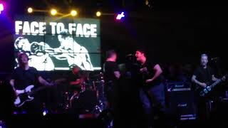 Face to Face - I Won't lie down (Live at Carioca Club in São Paulo Brazil on 10/07/2017)