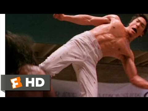 Dragon: The Bruce Lee Story (7/10) Movie CLIP - 60 Second Revenge (1993) HD