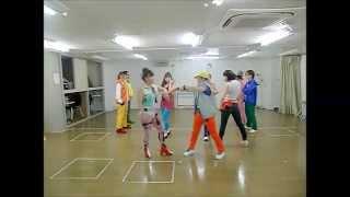 Lollipop/BIGBANG & 2NE1 cover dance - 1.2.3.4!! & NEDIA