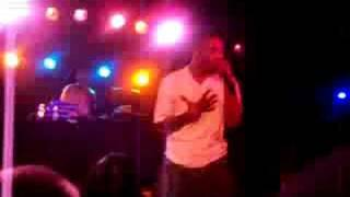 Joe Budden @ The Sonar: Old School Mouse