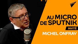 Michel Onfray sur les Gilets jaunes : « On envoie la police protéger l'ordre des riches »