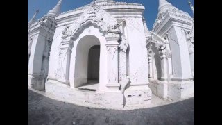2015-01-10 Sanda Muni Stupa - Commentary on Library